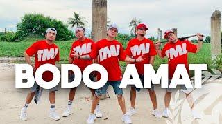 BODO AMAT by Julia Vio, Insan Aoi | Dance Fitness | TML Crew Kramer Pastrana