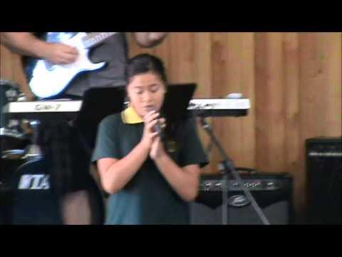 Kyla MIS performing 'Army' 12/12/13