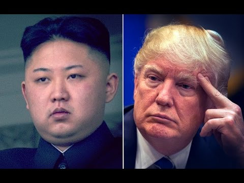 Trump Prepared to Launch Preemptive Strike on North Korea
