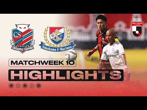 Sapporo Yokohama M. Goals And Highlights