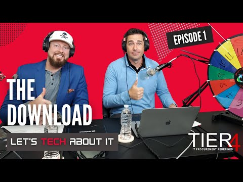 The Download - Ep. 1 Microsoft Cloud Computing + Bitcoin + Digital Nomads (Tier4 Podcast)