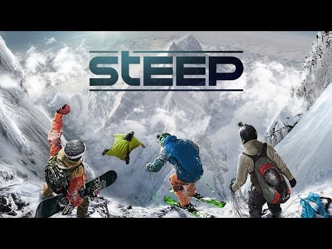 Steep - Начало игры | Xbox One, Playstation 4, PC