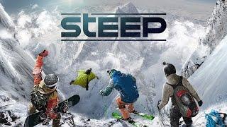 Steep - Начало игры | Xbox One, Playstation 4, PC