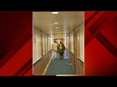 Smoke aboard cruise ship causes scare among passengers