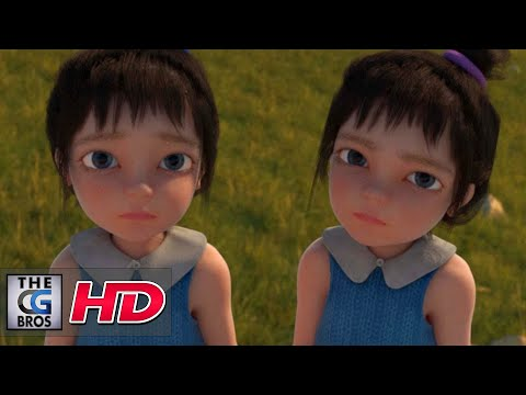 """CGI 3D Animated Short: """"Broken Pieces""""  - by Screaming Goat Animation Studios 