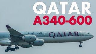 Qatar Airways ends AIRBUS A340-600 service