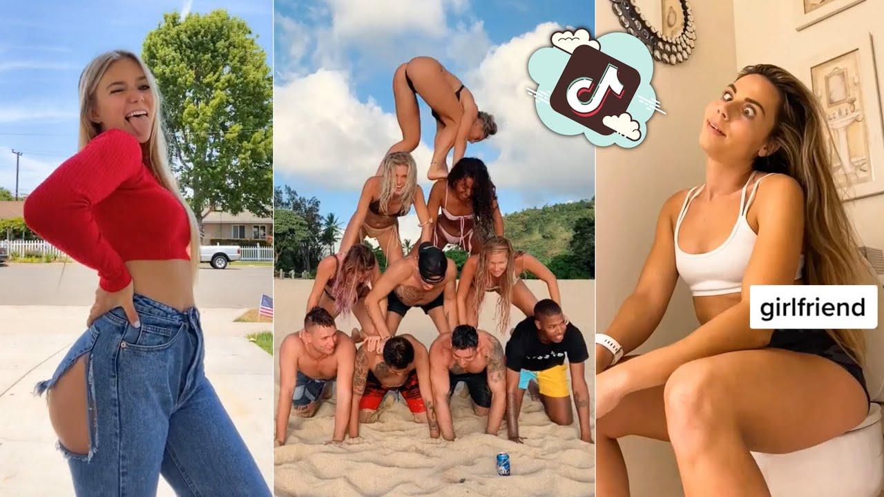 Best TikTok Compilation Videos | tik tok memes funny comedy prank cringe vines | Tik Tok US - UK 80