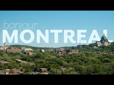 BONJOUR MONTREAL! | Little & Fierce