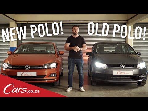 2018 VW Polo vs 2017 VW Polo - Side-by-side comparison