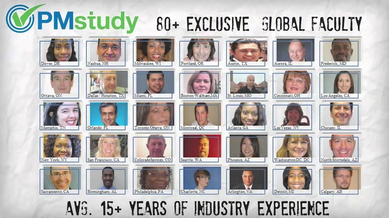 Why Choose Pmstudy For Pmp Certification Training Youtube