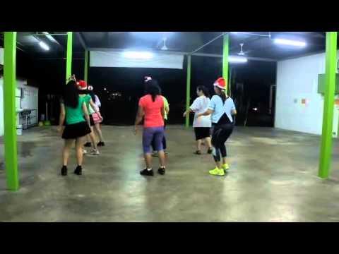 MARY'S LITTLE BOY CHILD line dance_BM Leong