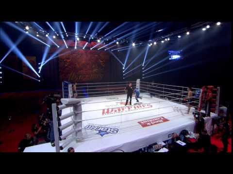 AD Warriors 2 - Yuan Ye vs. Yun Ho-Young