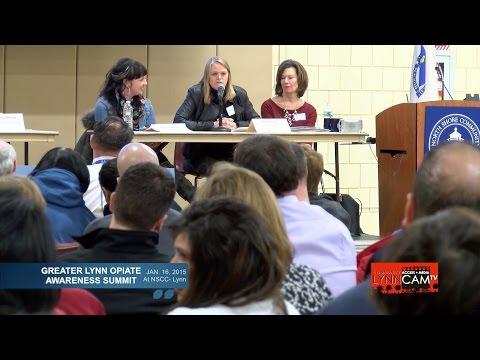 Greater Lynn Opiate Awareness Summit: Part 2 (January 16, 2015)