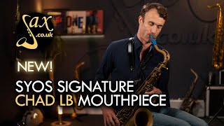 SYOS Chad Lefkowitz-Brown Signature Saxophone Mouthpiece