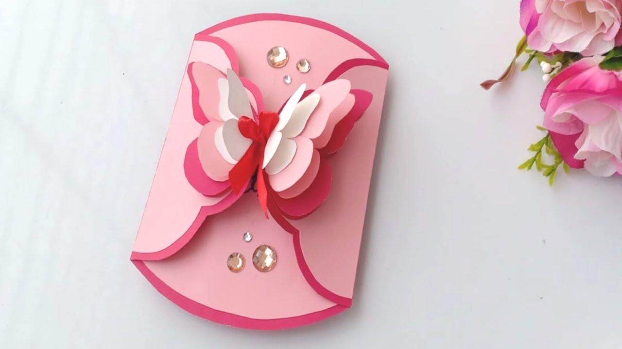 How to make Birthday Card // Handmade easy card Tutorial
