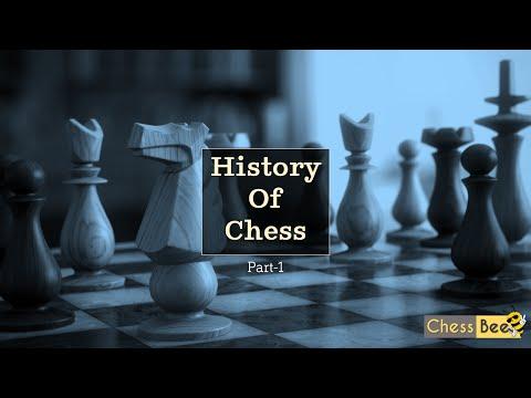 History of chess: Origins