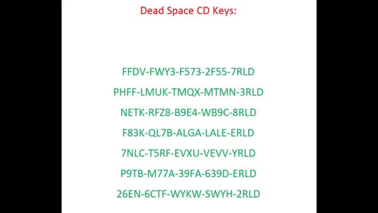 cd space 6 registration code