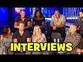 SUICIDE SQUAD Cast Interviews - Margot Robbie, Cara Delevingne, Jared Leto, Will Smith (Spoilers)