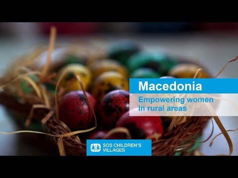Macedonia: Empowering women in rural areas