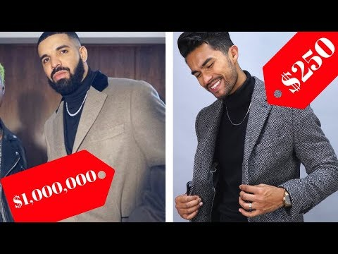 Recreating Drakes $1 MILLION Outfit For Only $250!