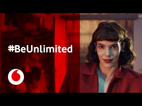 vodafone-#beunlimited
