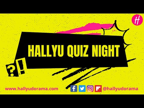 Hallyu Quiz Night: Fantasy K-Dramas