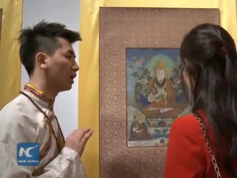 Chinese Buddhism culture on exhibition in London