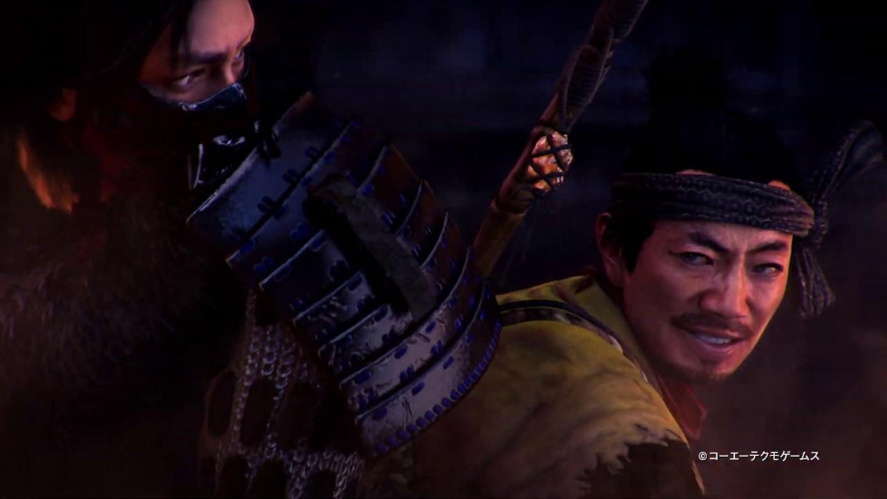 PS4《仁王2》開場動畫