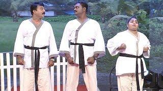 #ThakarppanComedy I Master's Karate class I Mazhavil Manorama