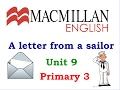 Macmillan Primary 3 Unit 9 Reading mp3