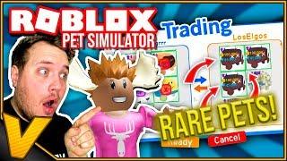 OBTENEZ DE BEAUX ANIMAUX DE COMPAGNIE DE L'ORIGNAL VIRIL?! :: Pet Simulator-Roblox anglais