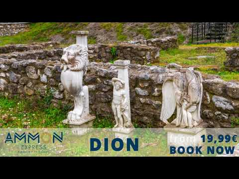 Visit Mount Olympus and Dion from Thessaloniki