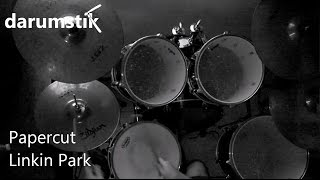 Papercut - Linkin Park | Drum Cover Overplay