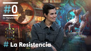 LA RESISTENCIA - Entrevista a Loreto Mauleón   #LaResistencia 20.01.2021