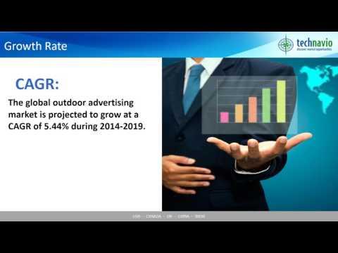 Global Outdoor Advertising Market - Market Analysis 2015-2019