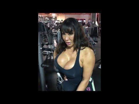 Ava Devine Amazing Workout