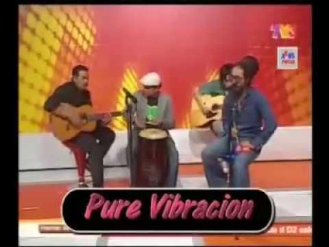 Pure Vibracion   Pesan Nenek  live  tv3