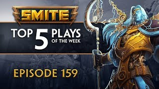 SMITE - Top 5 Plays #159