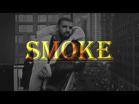 """Pusha T x Drake x Lil Pump Type Beat / Rap Trap Hip Hop Instrumental - """"Smoke"""""""