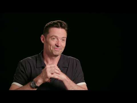 "The Greatest Showman ""P.T. Barnum"" Behind The Scenes Interview - Hugh Jackman"