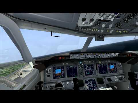 Fsx - 3D Real Cockpit Effect +  Banking Camera
