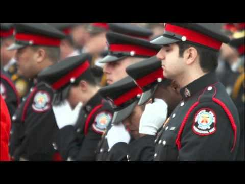 Toronto Police Sgt. Ryan Russell Tribute