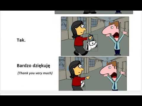 Basic Polish Lesson 1