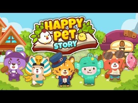 happy pet story mod apk