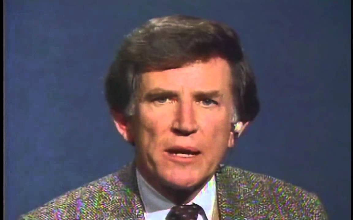 Gary Hart Revisits Donna Rice Scandal with Jim Lehrer - YouTube