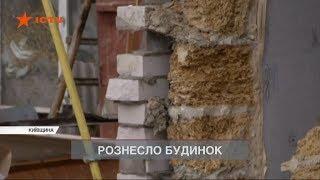 На Київщині у повітря злетів приватний будинок із господарем усередині