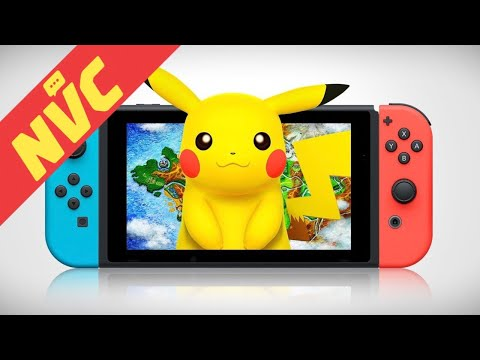 Is This What We Can Expect from Pokemon on Nintendo Switch? - NVC Highlight
