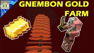 Block By Block Gnembon Gold/XP Farm Tutorial! Minecraft 1.16