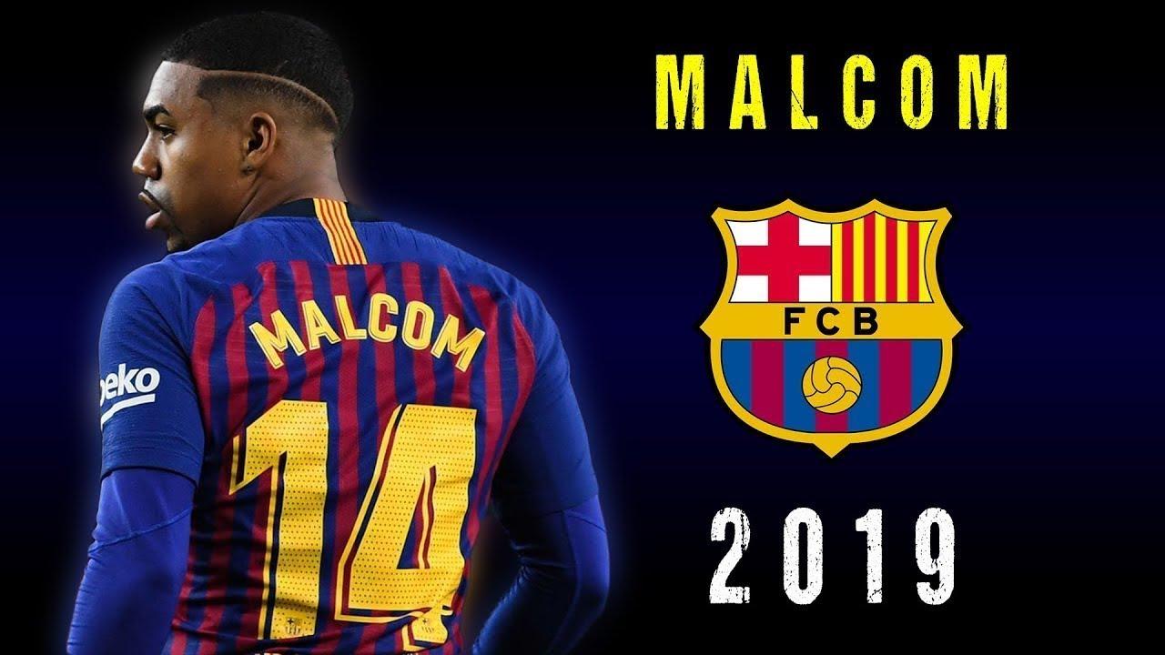 Download Malcom ● Barcelona 2019 Brazil l Skills Show , Assists, Goals ● [HD]