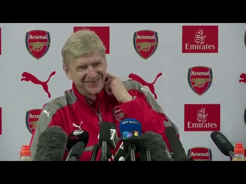 Arsene Wenger plays a journalist over Ozil  Sanchez question - New 1018